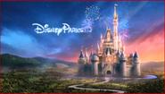Disney parks ad