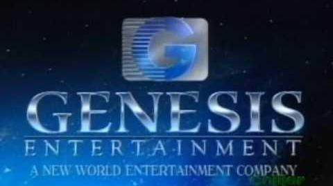 Genesis Entertainment sped up logo (1994)