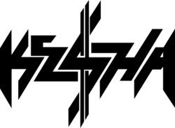 Kesha's new logo