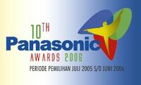 Panasonic Awards 2006
