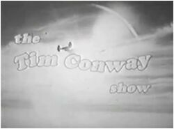 The Tim Conway Show 1970 title card