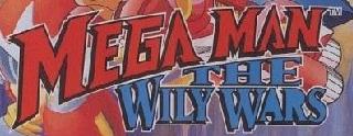 Mega Man the Wily Wars logo