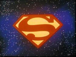 Superman 1988 logo