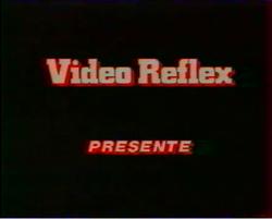 Video Reflex Presents Logo