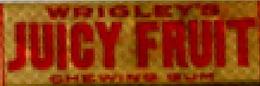 Juicy Fruit 1905