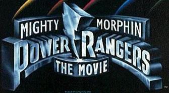Mighty Morphin Power Rangers the movie logo
