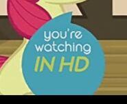 Hub HD Onscreen bug
