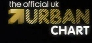 The Official Urban Chart logo