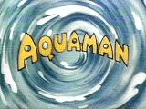 Filmation Aquaman Title 1960s