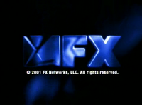 FX Networks 2001