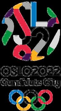 Oslo 2022 Candidate City logo