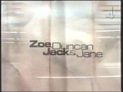 Zoe ducan jacj & jane