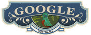 Google Guatemalan Independence Day