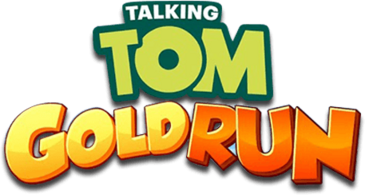 Header of talking tom gold run