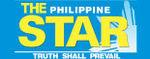 Philippine Star logo wide