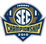 SEC Championship game 2010 logo