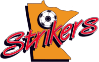 Minnesota Strikers logo
