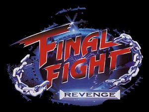 Final Fight Revenge Logo