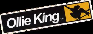 Ollie king