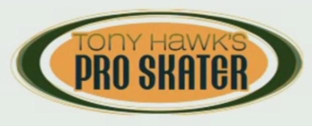 Early thps trailer logo