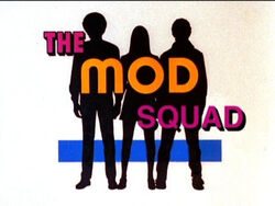 Mod Squad alt. logo