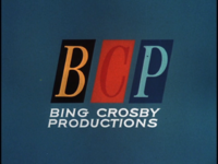 Bing Crosby Productions 1963