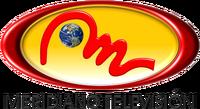Logo de meridiano television comienzos 2000