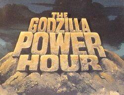 Godzilla Cartoon