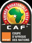 2015 Coupe D'Afrique des Nations logo (Guinée équatoriale)