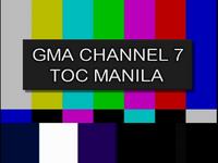 GMA Kapuso Test Card