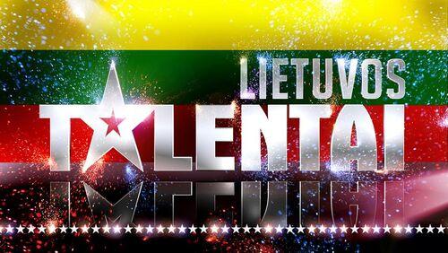 Lietuvos talentai logo
