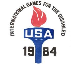 New York 1984 Paralympics