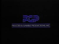 Procter & Gamble Productions 1986