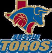 Austin Toros logo (2005-2007)