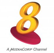 MediaCorp Channel 8 logo
