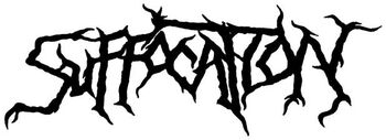 Suffocation logo
