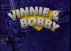 Vinnie Bobby opening logo screenshot