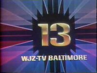WJZ-TV 13 You and Me and Channel 13 promo 1980