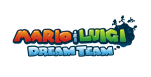 Mario and Luigi - Dream Team Logo
