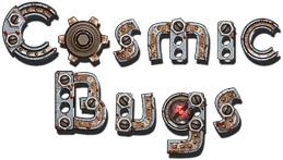 Cosmic Bugs logo web