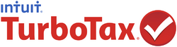 Turbotax logo detail