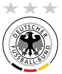 DFB logo (eagle, three silver stars)