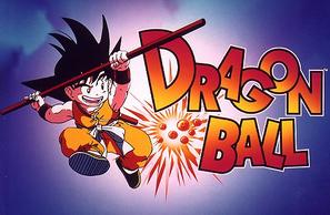 Dragon Ball Television Series North America 1995 Logo