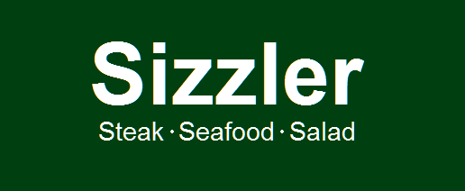 Sizzler 2nd logo 21 September 1981-26 July 1996
