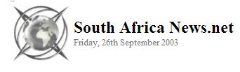 South Africa News.Net 2003