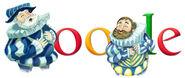 Google Jan Werich's Birthday