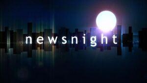Newsnight 2009a