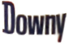 Downy Fabric Softner 1960 logo