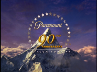Paramount Television 90th anniversary 2002