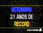 Record 31 anos